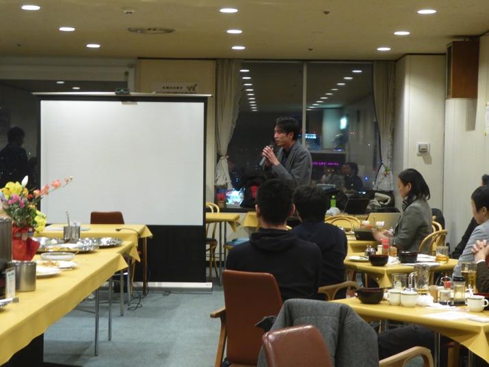 司会は札幌移住計画の赤沼が務めました